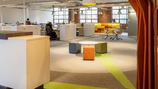 Carpet effective, presents sound-absorption solution