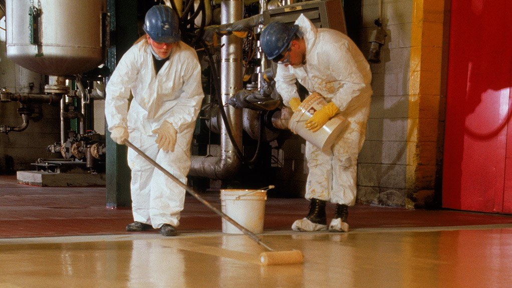 EPOXY COATING Air Products' epoxy curing agents provide technical solutions for concrete structure protection