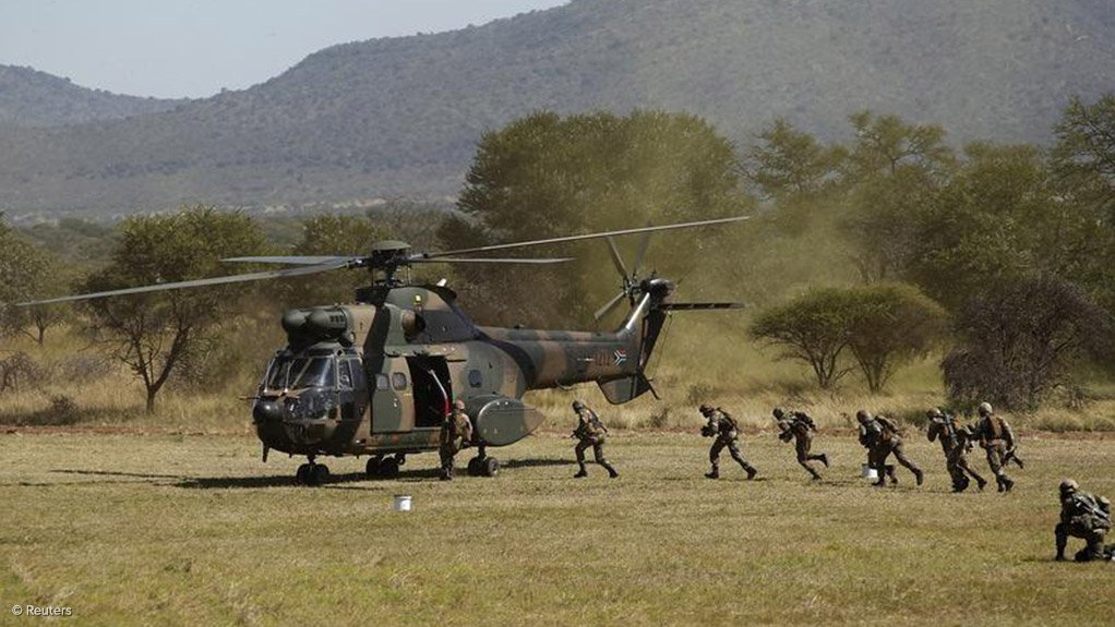 African countries must collaborate in defence sector