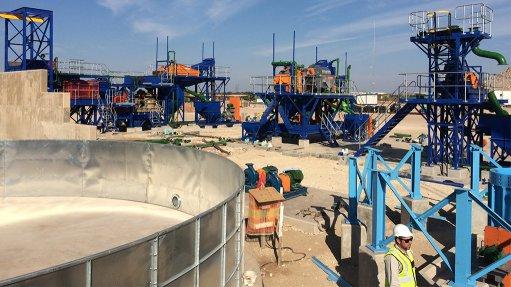 Diamond plant optimisation nearing completion, sights  set on exploration