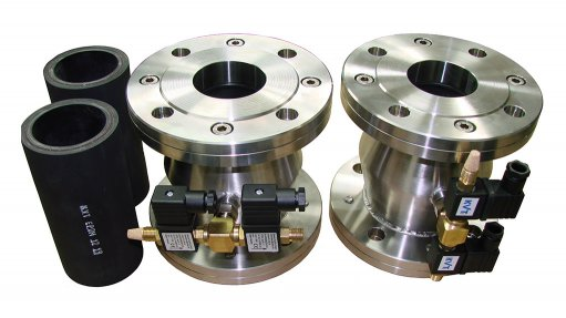 All-purpose valve suitable for slurries
