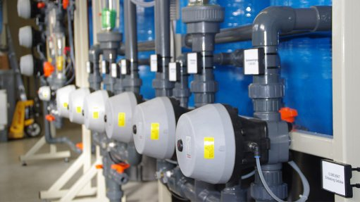 Suitable valves important for process efficiency