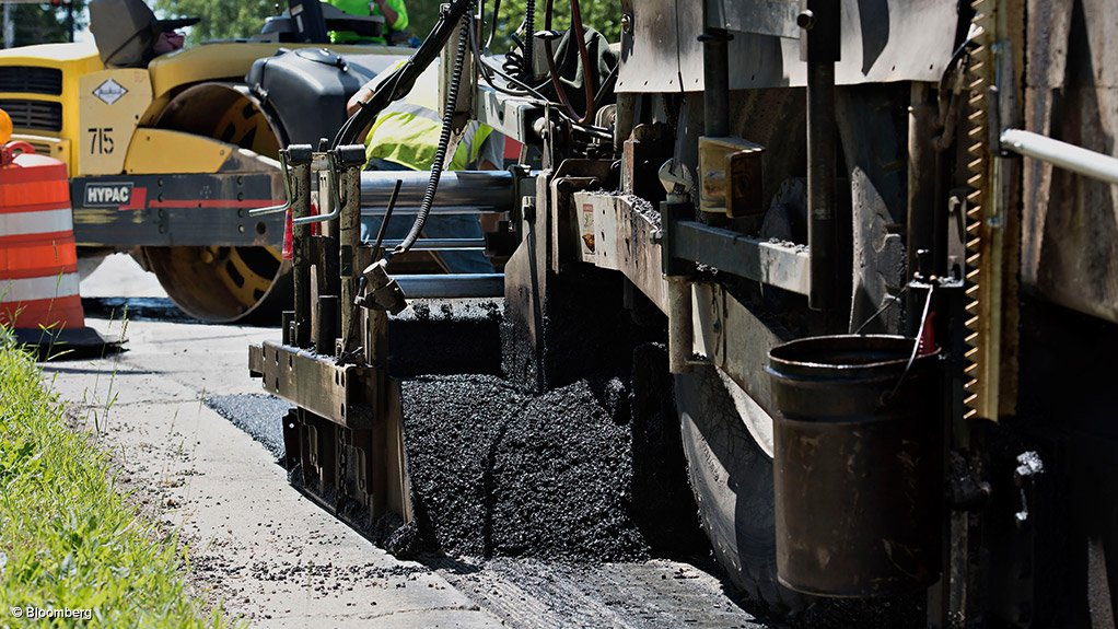 SWEEPING ADVANCEMENT Capsa will explore innovative practice, as well as advance and entrench the implementation of pavement engineering practices