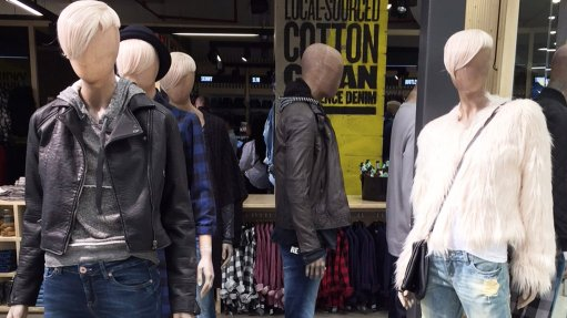 Woolworths introduces green store, biodegradable mannequins