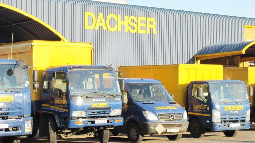 EXTENDED OFFERING Dachser's new centre provides clients the opportunity to save on business costs