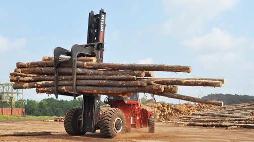 New series of log  stackers launched