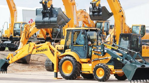 Backhoe loaders well  received by local market
