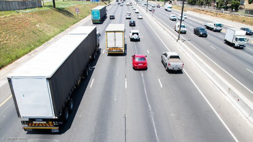 Improved  logistics make  SA roads safer