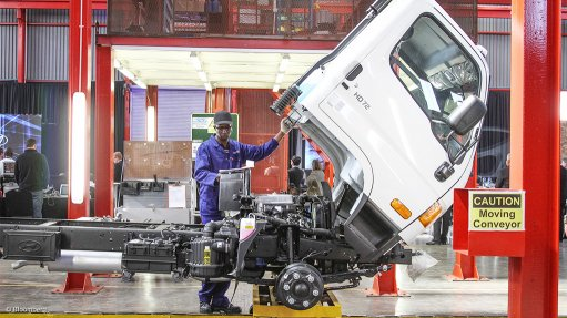 Increasing demand for used  commercial vehicles