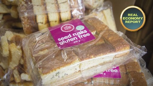 Fresh Earth Bake House gluten free bakery first to receive ISO accreditation in SA