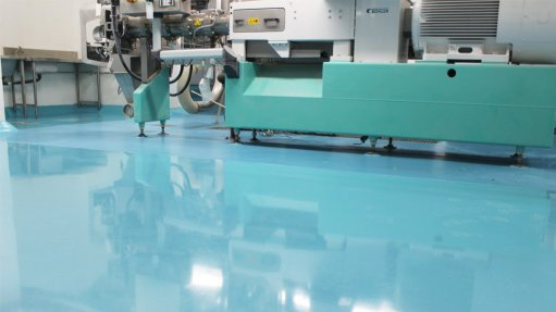 Hygienic flooring a  necessity in food sector