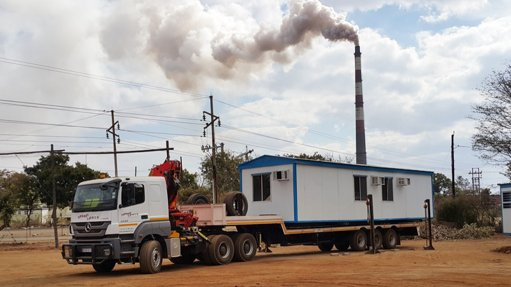 Botswana project  receives modular  building solutions