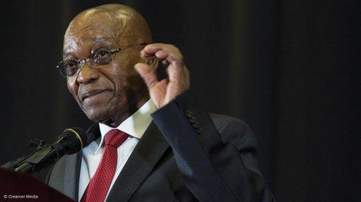 Mining communities receive R18bn funding – Zuma