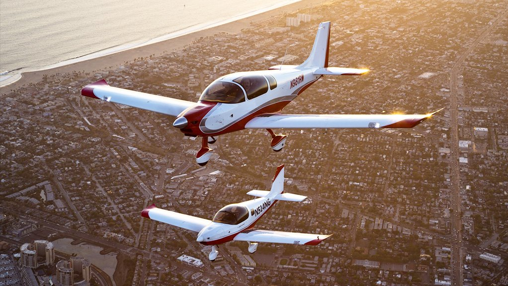 TAKING FLIGHT The new certified aeroplane will be suitable for use in flying schools, recreation and other limited commercial purposes throughout the world