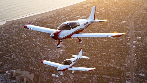 Local factory developing new-generation certified training aircraft