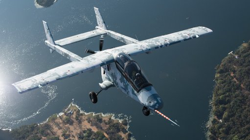 Reconnaissance aircraft poised  for commercial production