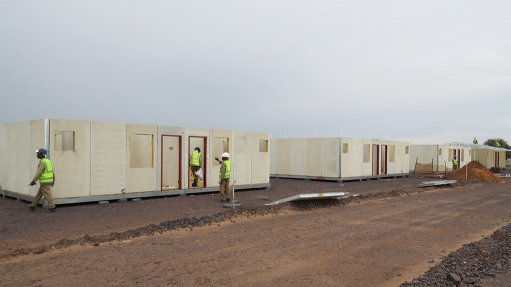 Burkino Faso mine to receive locally manufactured  building materials solution