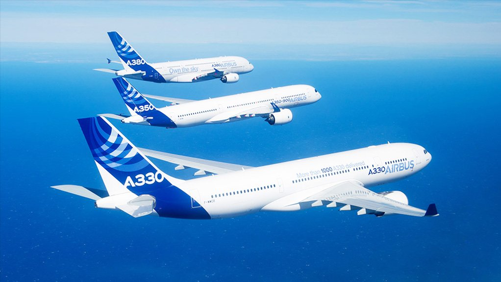 ASCENDING AFRICA Airbus customers in the African region account for 255 orders since 1974 while there are currently 209 Airbus aircraft in service with 38 carriers in the region