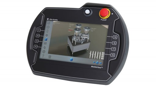 Mobile HMI enables  real-time changes to out-of-view applications