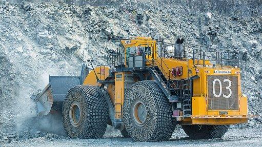 Lapa mine, Canada