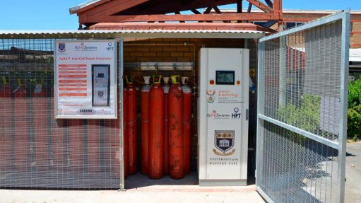 Hydrogen fuel cell technology under the lens in Cape Town