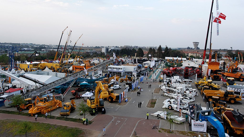 SUCCESSFUL FIRST RUN 14 700 visitors attended the 2013 bauma event