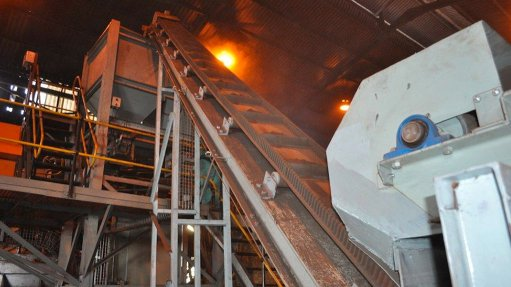 Miner increases  processing capacity