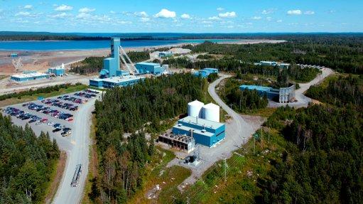 La Ronde mine, Canada