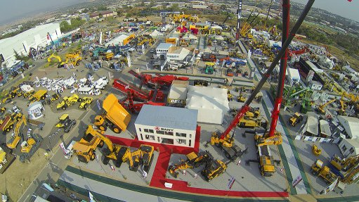 Industry body  represented at  BAUMA CONEXPO