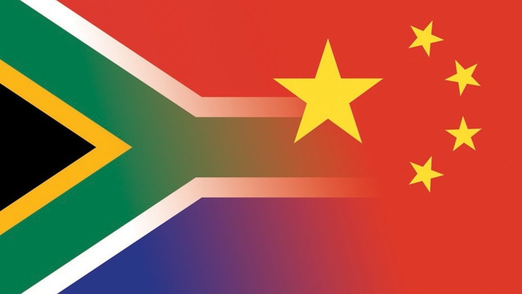 EXPANSIVE COLLABORATION The opportunity for partnership between South Africa and China is not limited to within the borders of either nation