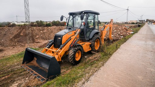 Construction equipment retailers to showcase new backhoe loader