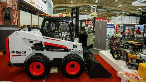 Heavyweight deals expected  for BAUMA CONEXPO AFRICA 2015