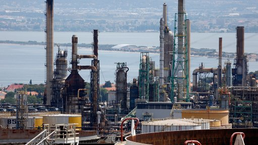 Oil and gas company  responds to industry  and market demands
