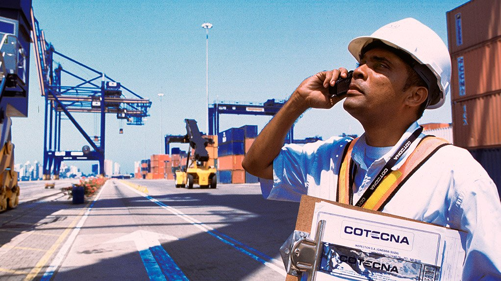 TECHNOLOGY BASED SERVICES Cotecna supports authorities in their efforts to secure customs revenue collection and combat fraud