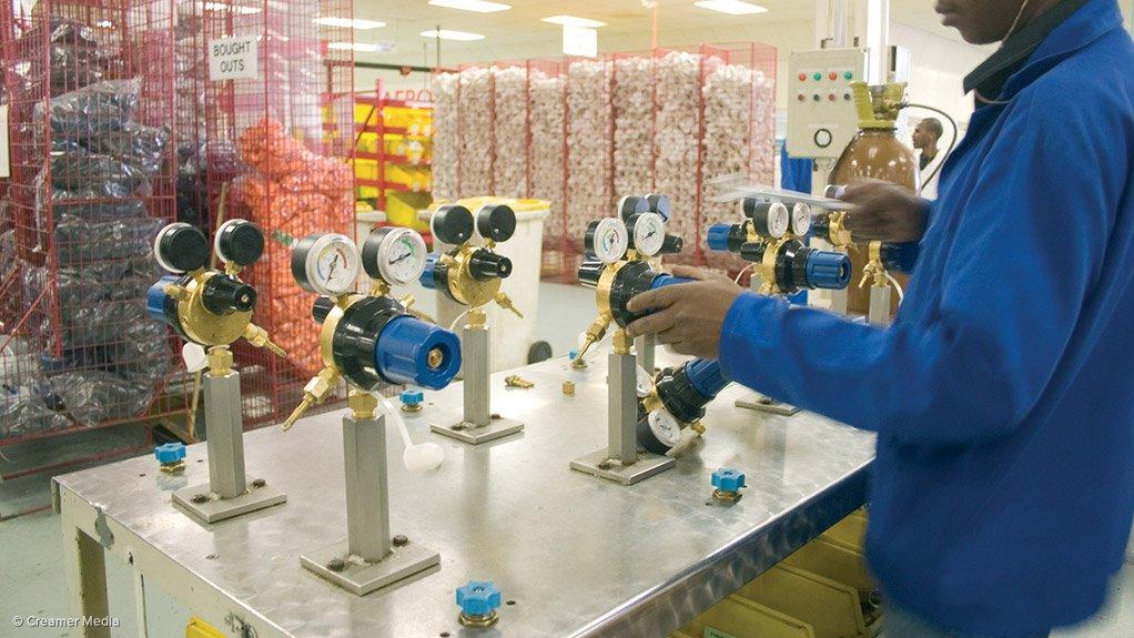 De Beers renews R57m Afrox contract