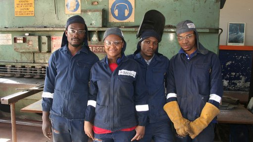 SAIW Foundation provides career opportunities in welding sector