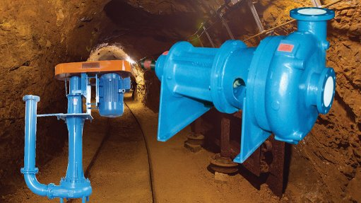 Slurry pumps designed  for optimum efficiency