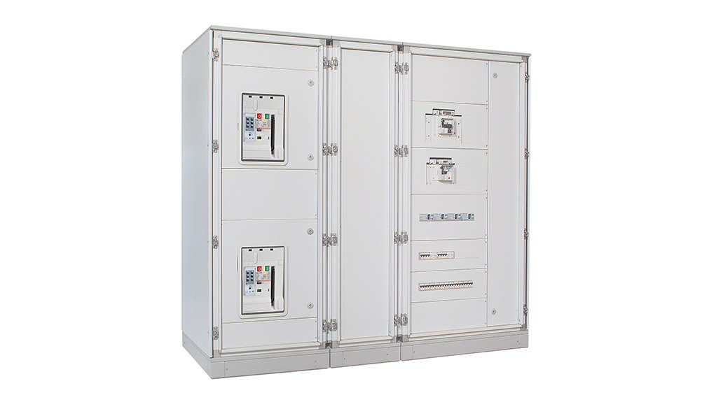 XL3 POWER DISTRIBUTION ENCLOSURE  The XL³ cabinets and enclosures are used for power distribution sites that have a capacity of between 160 A and 6 300 A