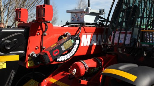 Proximity detection  systems highlighted  at mining open day
