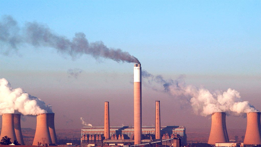 BUSINESS AS USUAL The DEA has granted a reprieve to Eskom from complying with minimum air-quality requirements
