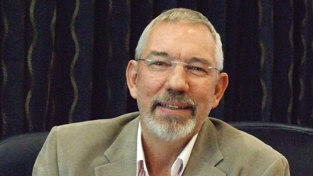 Dr Salomon de Jager, CEO of PiLog