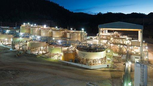 Pinos Altos mine, Mexico