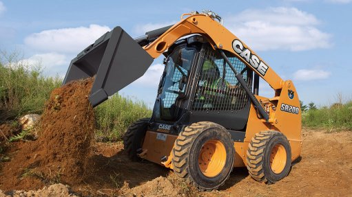 Compact loaders suitable for mining environment