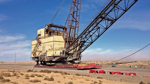 Heavy lifting and logistics  company aims for mining market