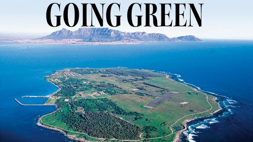 Robben Island's renewables makeover part of bigger going-green strategy