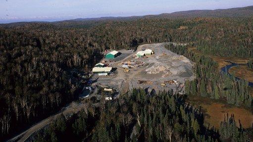 Eagle River mine complex, Canada