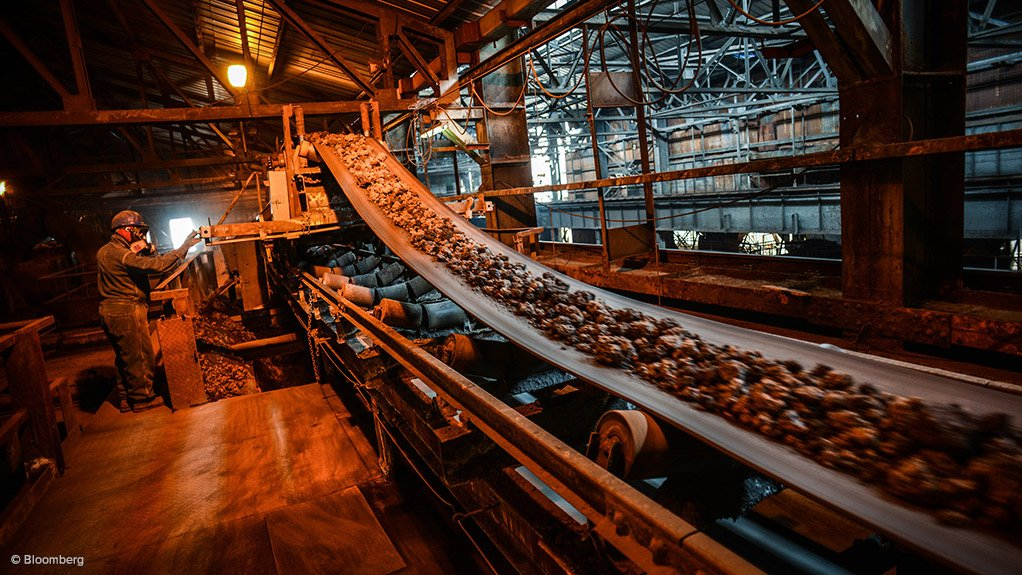 UNINTERRUPTED OPERATION Miners rely on well functioning conveyor belts for efficient operations