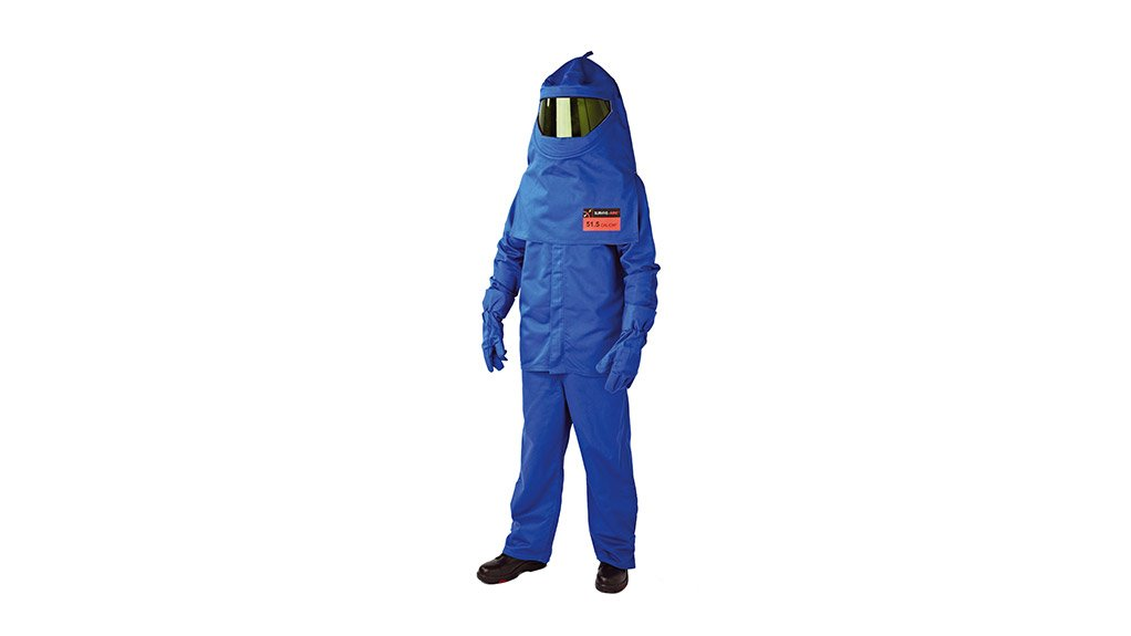SURVIVE-ARC SWITCHING SUIT Charnaud's FR Range is IEC, SAB-S and NFPA approved