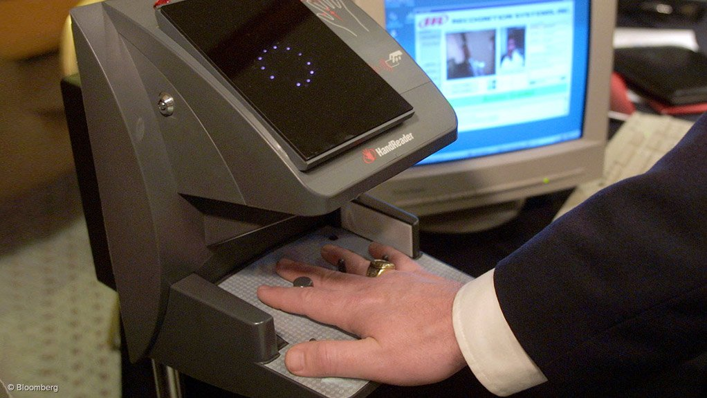 DUAL BIOMETRICS SCANNER Black Ginger 48 has introduced biometric scanners at its on-site stores