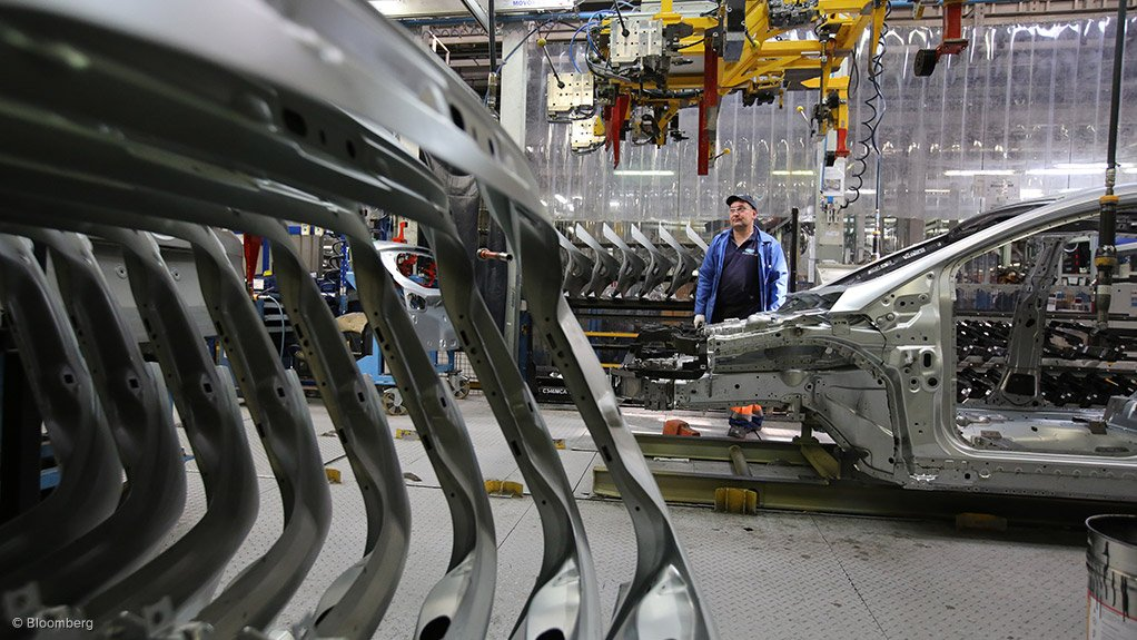 SUPPORT INCENTIVE Aims of the Automotive Supply Chain Competitiveness Initiative include a strategic analysis of the automotive sector to grow the components sector